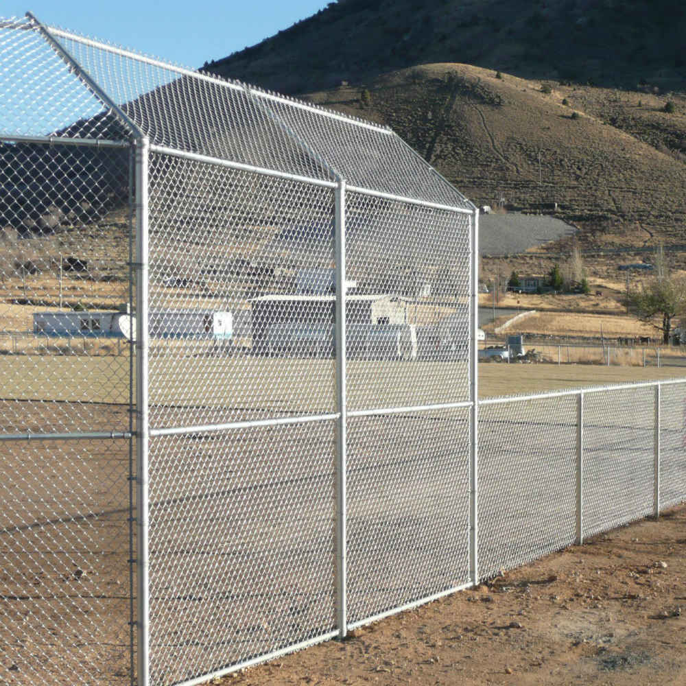Chain Link Fencing by Standard Fence in Orem, Utah